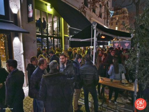 Inauguration / Kaffee Berlin
