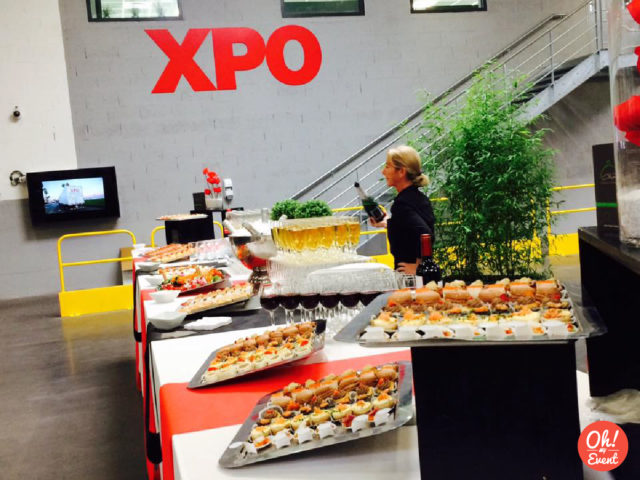 Inauguration / XPO Logistics