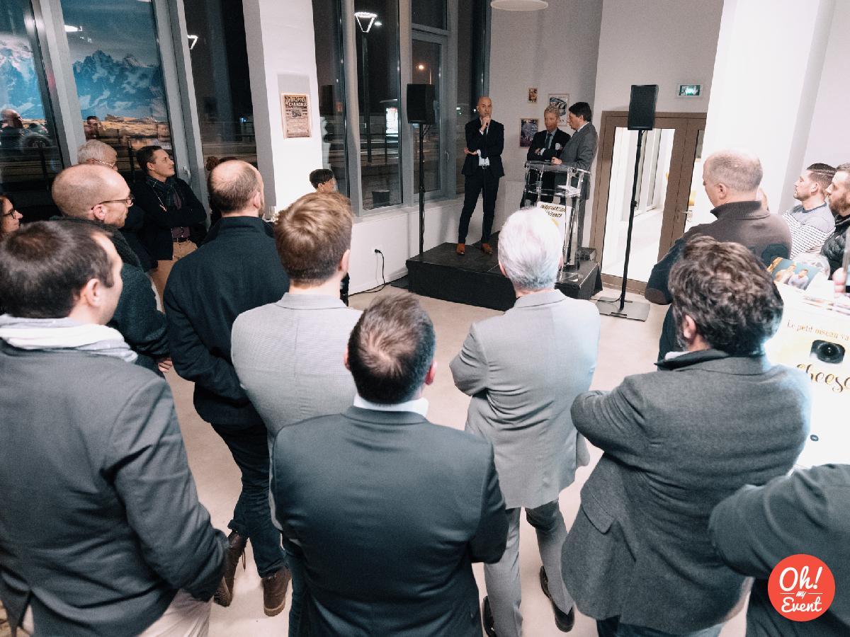 Inauguration / Résidence Suitétudes – Grenoble