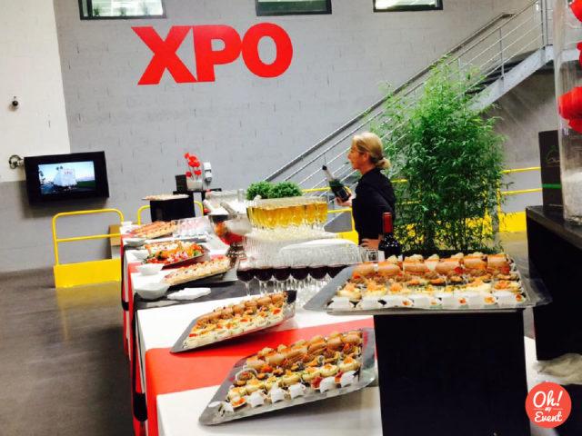 Inauguration / XPO Logistics