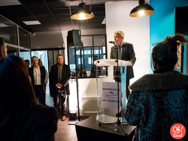 Inauguration / Résidence Suitétudes – Lyon